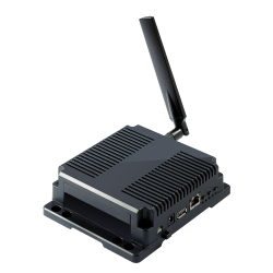 3G搭載、アンテナ付き