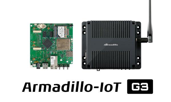 Armadillo-IoTゲートウェイG3